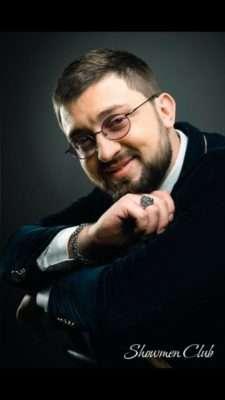 Евгений «МИМИНО» Смирнов Единственный в Иркутске формат ведения под ЖИВУЮ музыку