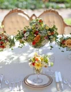 ROZA оформление цветами Иркутск ПРИМЕР