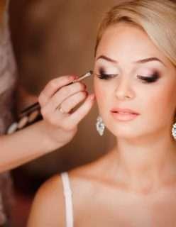 Свадебный макияж от студии красоты WOMEN COOL  к вашему празднику ПРИМЕР