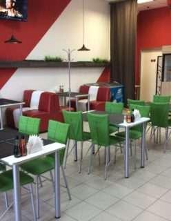 Pandaexspress ,кафе настоящей китайской кухни.